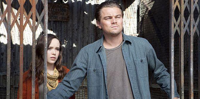 Počátek, Inception, Ellen Page, Leonardo DiCaprio