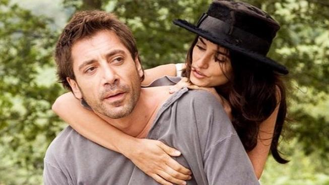 Penélope Cruz se na Bahamách  vdala za herce Javiera Bardema