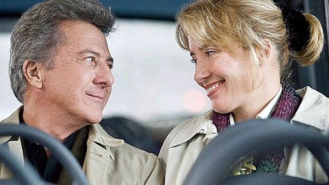V seriálu ze světa dostihů si zahraje Dustin Hoffman