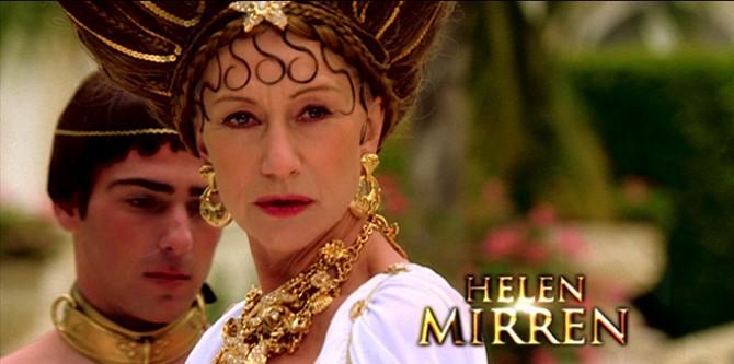 Helen Mirren, Caligula