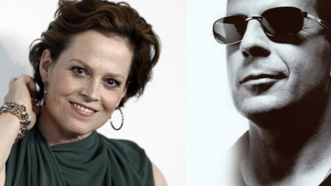 Sigourney Weaverová si zahraje v akčním thrilleru společne s Brucem Willisem