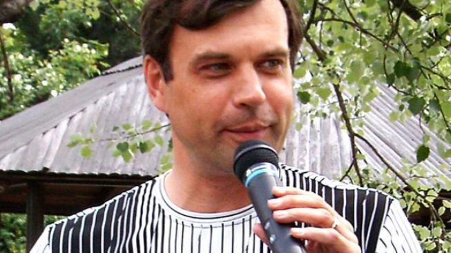Petr Rychlý, představitel primáře Mázla, slaví 45. narozeniny