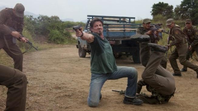 Největší hvězdy akčních filmů se objeví ve snímku Expendables: Postradatelní