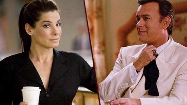 Sandra Bullock a Tom Hanks se spolu sejdou před kamerou