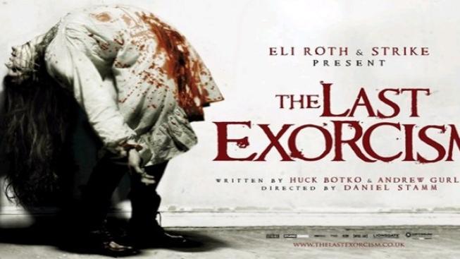 V čele severoamerických žebříčků je horor The Last Exorcism