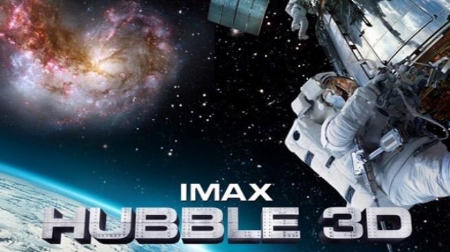 V kině IMAX bude vysílán vesmírný dokument o Hubbleově teleskopu