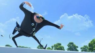 Animovaná komedie Já, padouch pobaví dospělé i děti