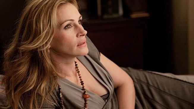 Julia Roberts se brzy objeví v kinech ve filmu Jíst, meditovat, milovat