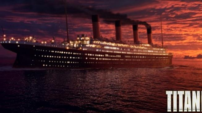 Megafilm Titanic bude převeden do formátu 3D