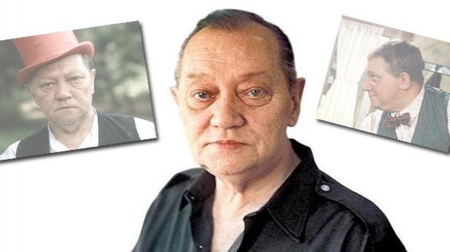Je tomu již 90 let, co se narodil jeden z nejlepších hercu české historie Rudolf Hrušinský