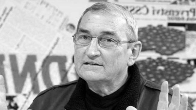Ve věku 68 let zemřel scenárista Jiří Křižan