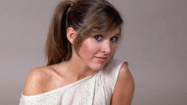 Carrie Fisher přiznala, že při natáčení Hvězdných válek brala kokain