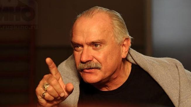 Nikita Michalkov, významný ruský režisér, slaví 65. narozeniny