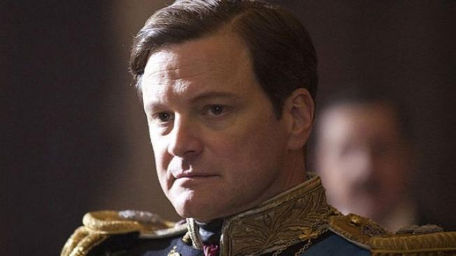 Colin Firth prý v roli Jiřího VI. předvedl nejlepší výkon kariéry
