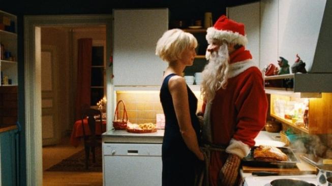Domů na Vánoce