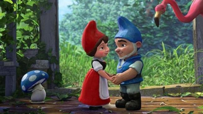Gnomeo a Julie: prvotřídní dabing v podání českých hvězd