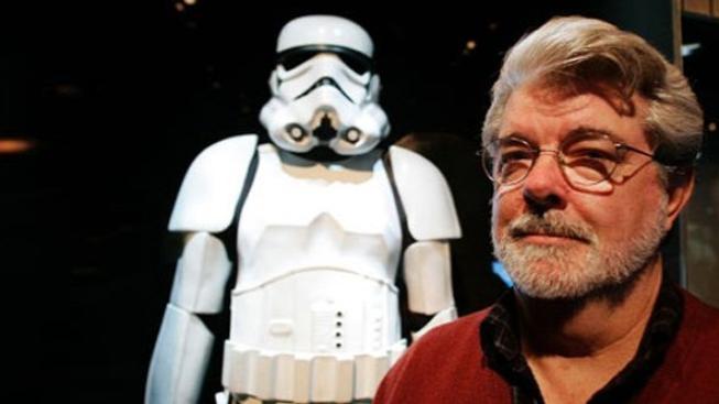 George Lucas končí s velkofilmy