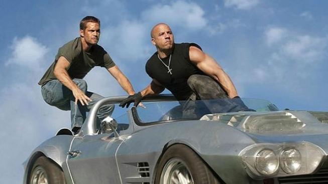 Rychle a zběsile 5 se stal nejčastěji pirátsky staženým filmem