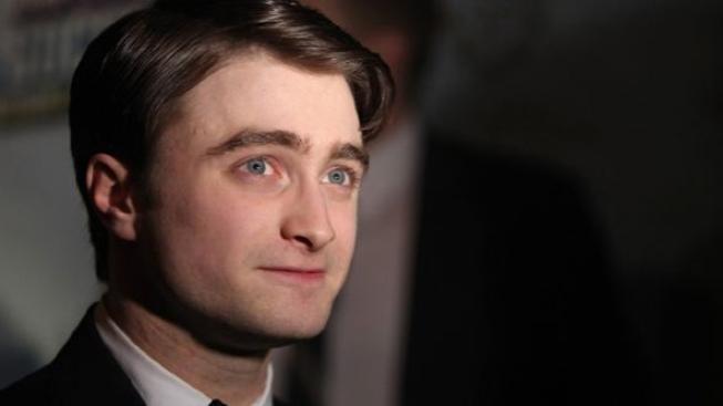 Radcliffe přiznal, že někdy natáčel Pottera opilý