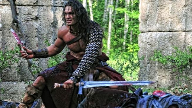 Legendární Barbar Conan je zpátky
