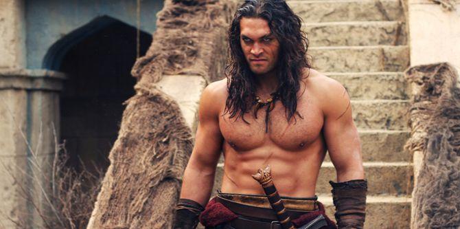 Jason Momoa jako Barbar Conan