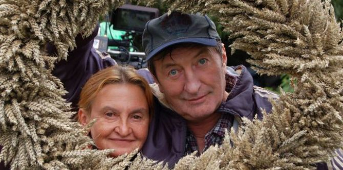 Cesta do Lesa - Eva Holubová, Bolek Polívka