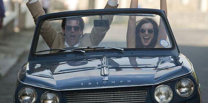Jim Sturgess a Anne Hathaway ve filmu Jeden den