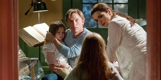 Daniel Craig a Rachel Weisz ve filmu Dream House