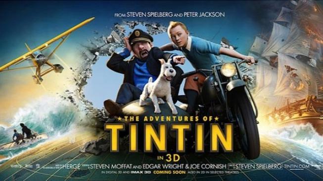 Tintinova dobrodružství: Tajemství jednorožce v režii Stevena Spielberga míří do kin