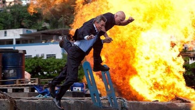 Při natáčení filmu Postradatelní 2 zemřel kaskadér