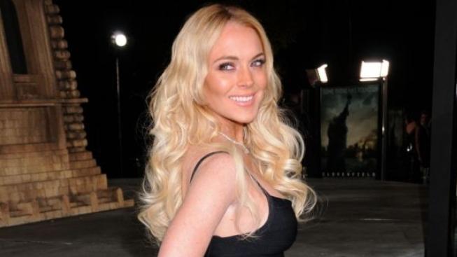 Liz Taylorovou v televizním filmu bude hrát Lindsay Lohanová
