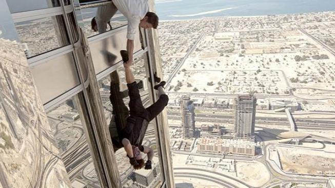 Severoamerickým kinům stále kraluje čtvrtý díl Mission: Impossible