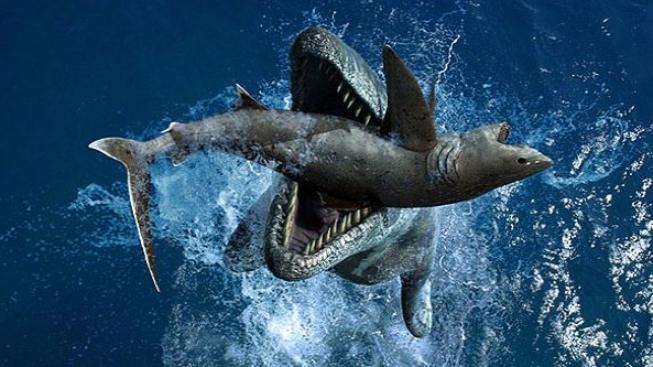 Monstra oceánů 3D - Pravěké dobrodružství
