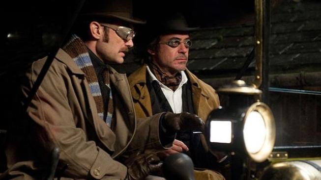 Nový Sherlock Holmes v kinech již 5. ledna