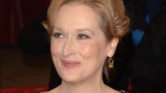 Meryl Streepová dostane na Berlinale čestného Zlatého medvěda