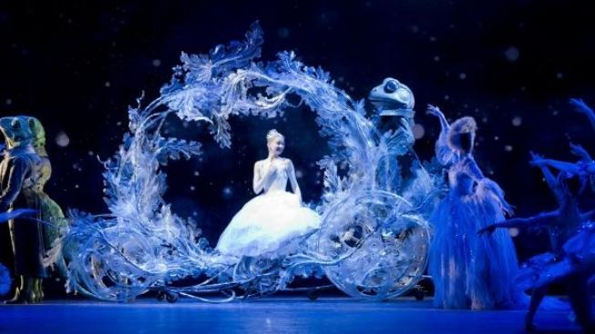 Popelka, záznam baletního představení kouzelné pohádky míří do kin