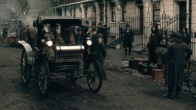 Sherlock Holmes je nadále v čele tabulky návštěvnosti českých kin