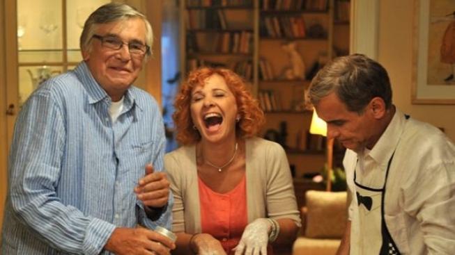 V čele žebříčku návštěvnosti filmů je komedie Marie Poledňákové