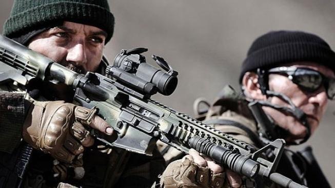 Akční snímek Speciální jednotka přijde do kin od 9. února