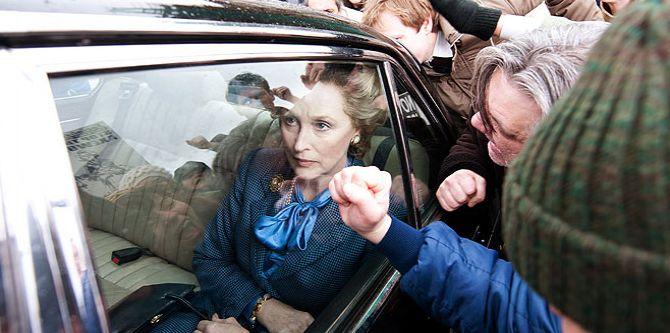 Železná lady, Meryl Streep