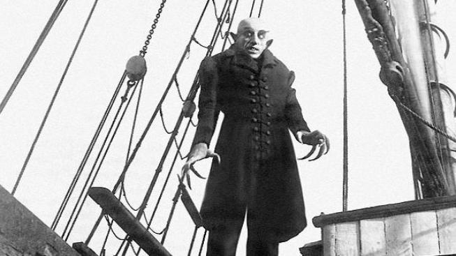 Před 90 lety měl premiéru film Upír Nosferatu