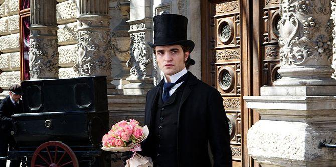 Miláček - Robert Pattinson