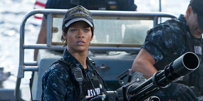 Rihanna ve filmu Bitevní loď