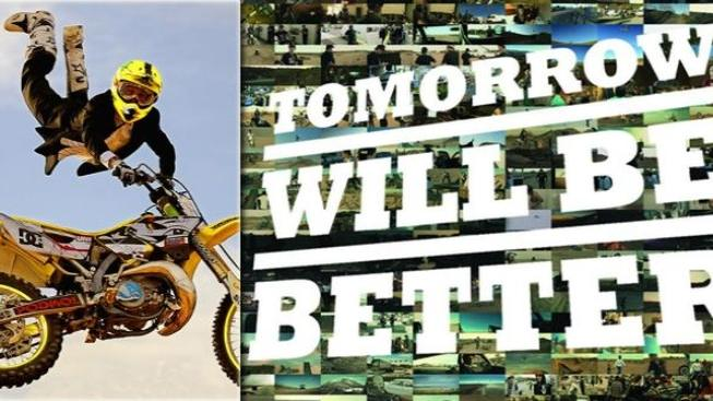 Tomorrow will be better - Celovečerní dokument Libora Podmola z prostředí FMX