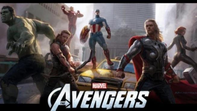 Komiksoví hrdinové Avengers bodují v žebříčku návštěvnosti