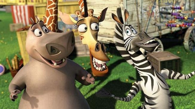 Madagaskar 3 vede tabulku návštěvnosti kin také u nás