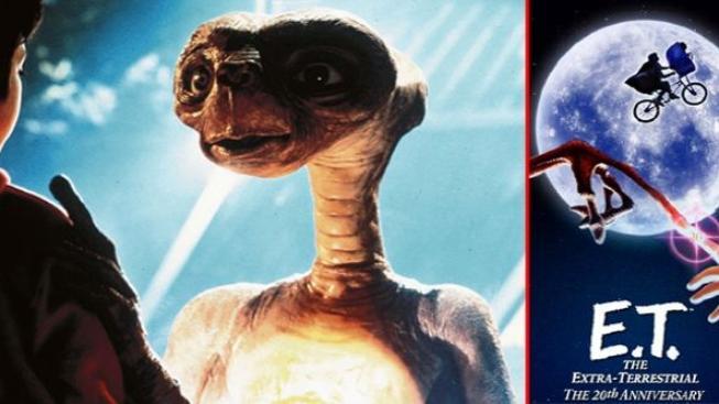 Před 30 lety měl premiéru filmový trhák E. T. - Mimozemšťan