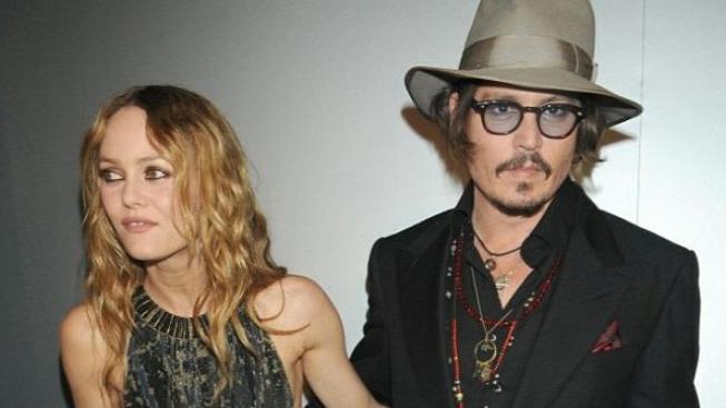 Johnny Depp a Vanessa Paradisová se po 14 letech rozcházejí