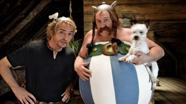 Asterix a Obelix ve službách jejího veličenstva - recenze