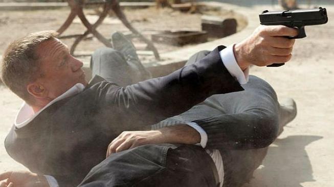 James Bond se v USA vrátil do čela žebříčku návštěvnosti